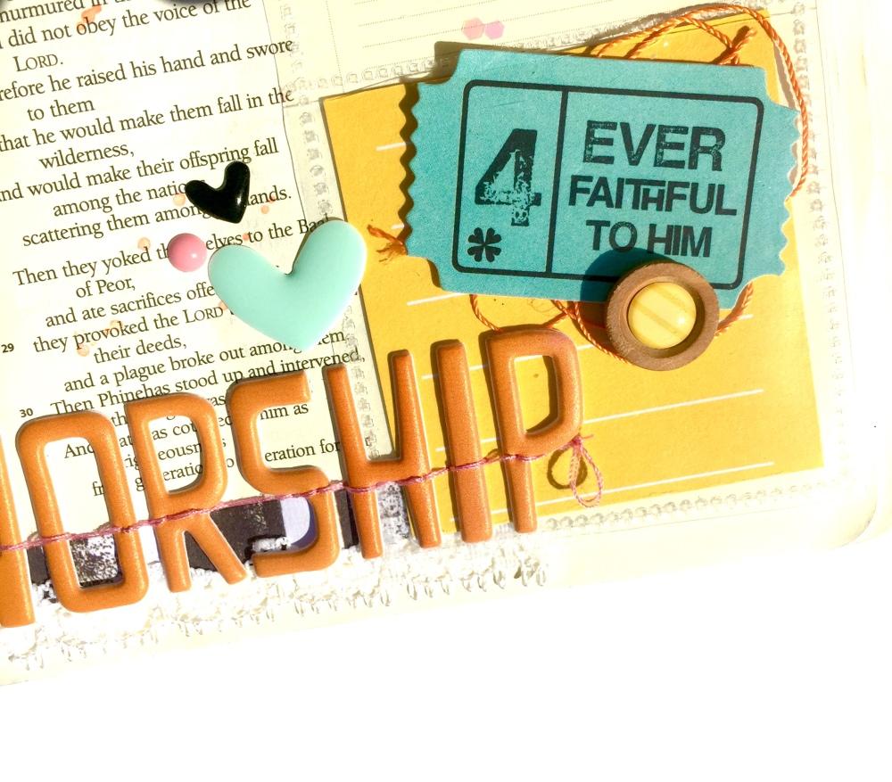 4Ever Faithful to Him