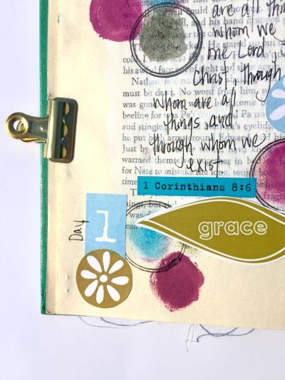Gratitude Altered Book_Day1_1