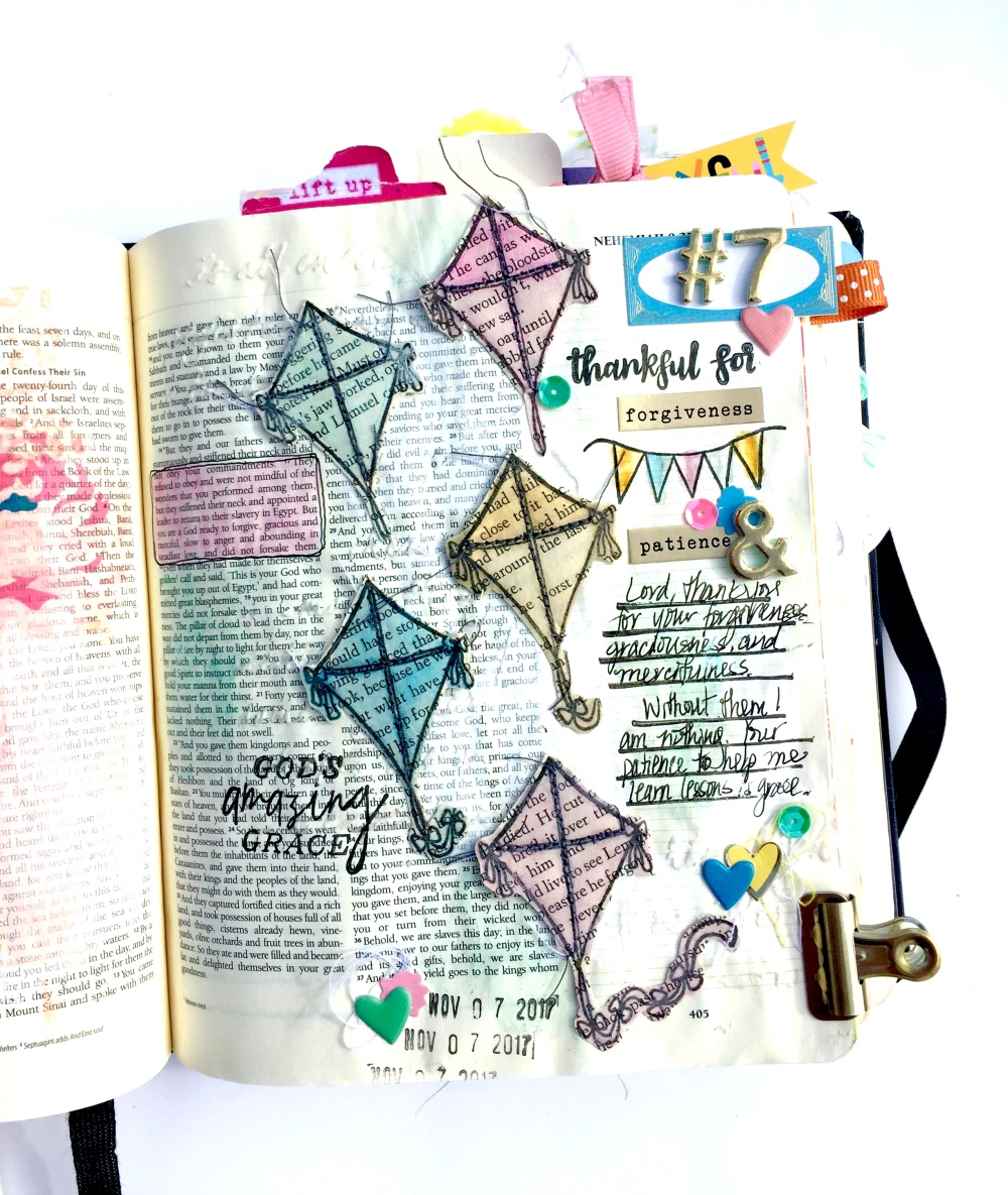 Lessons Learned Bible Journaling Illustrated Faith