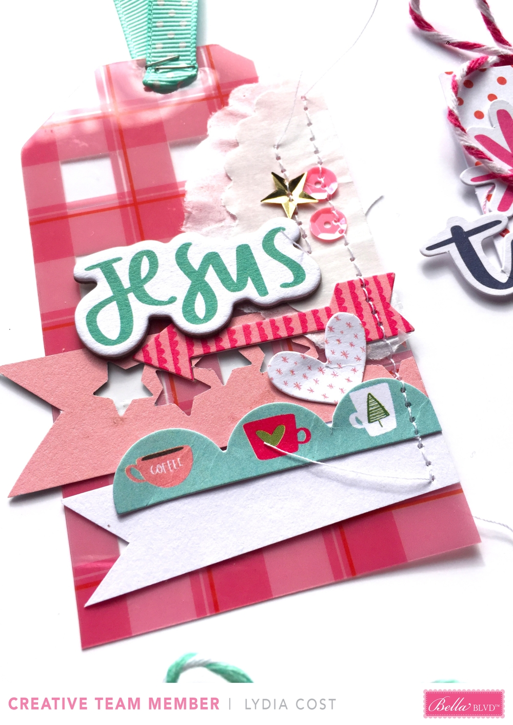 Illustrated Faith Bella Blvd Bible Tags