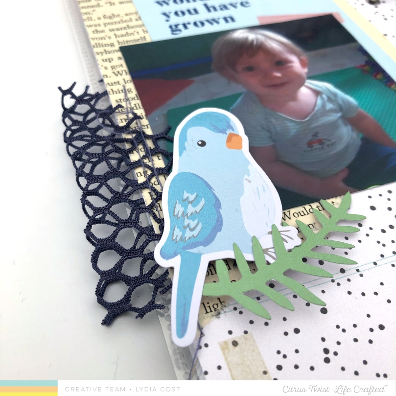 Citrus Twist Kits Make It A Venti Kit inside Life Crafted Album - Lydia Cost