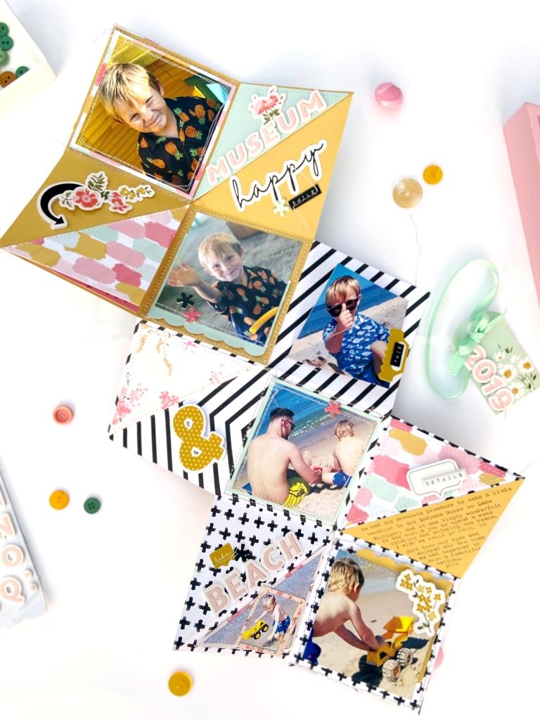 Felicity Jane Shay Kit - Sept 2019 - Lydia Cost Caterpillar Mini Album