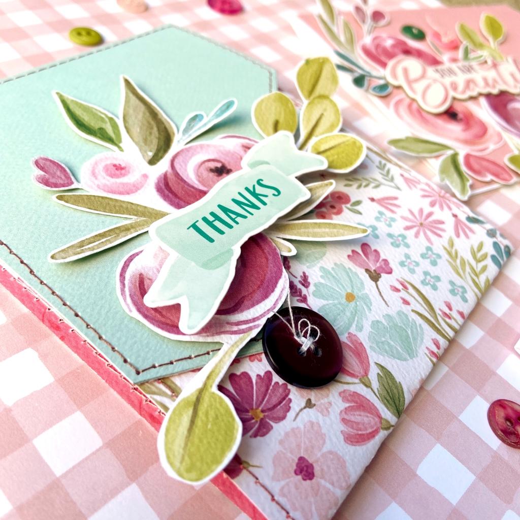 Carta Bella Floral No. 3 Cards │ Lydia Cost