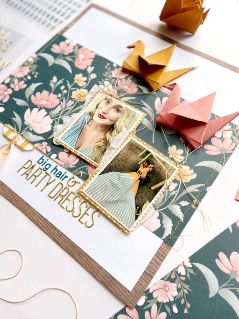 Felicity Jane Mix-It Monday 12x12 Layout - Lydia Cost